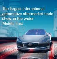 Automechanika Dubai - Register today! 8-10 May, 2016