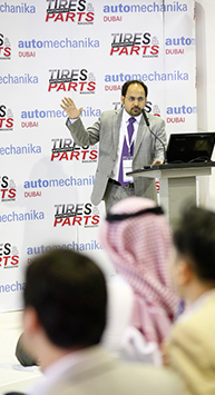 Automechanika Academy 2016 Spare Parts and Maintenance Conference